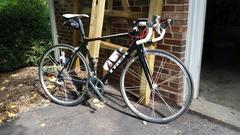 Emonda with Bontrager Race X-Lite wheels